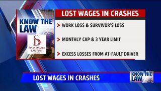 Know the Law – Lost Wages in Auto Cases