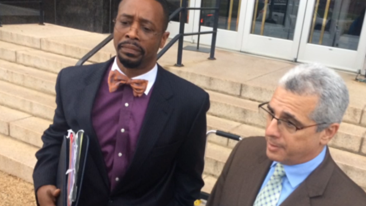 Former Norfolk City Treasurer Anthony Burfoot files motion to vacate sentence