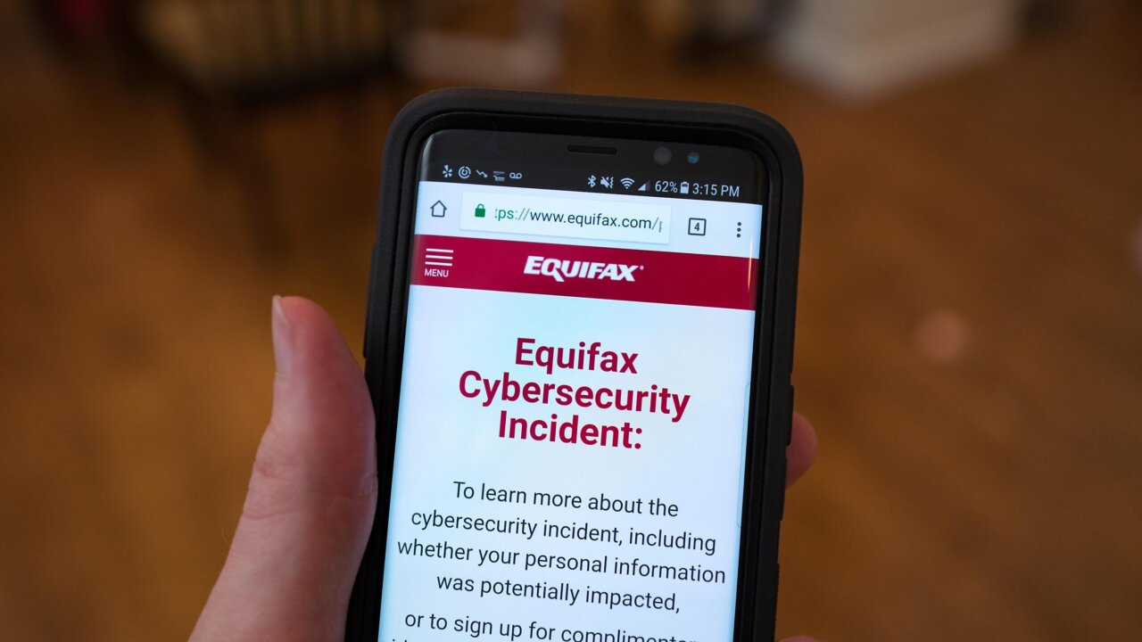 Did you claim $125 from Equifax? There's one more thing you have to do, or you'll void the whole thing