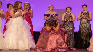 Louisiana Farm Bureau Queen is crowned – and she's from Acadiana!