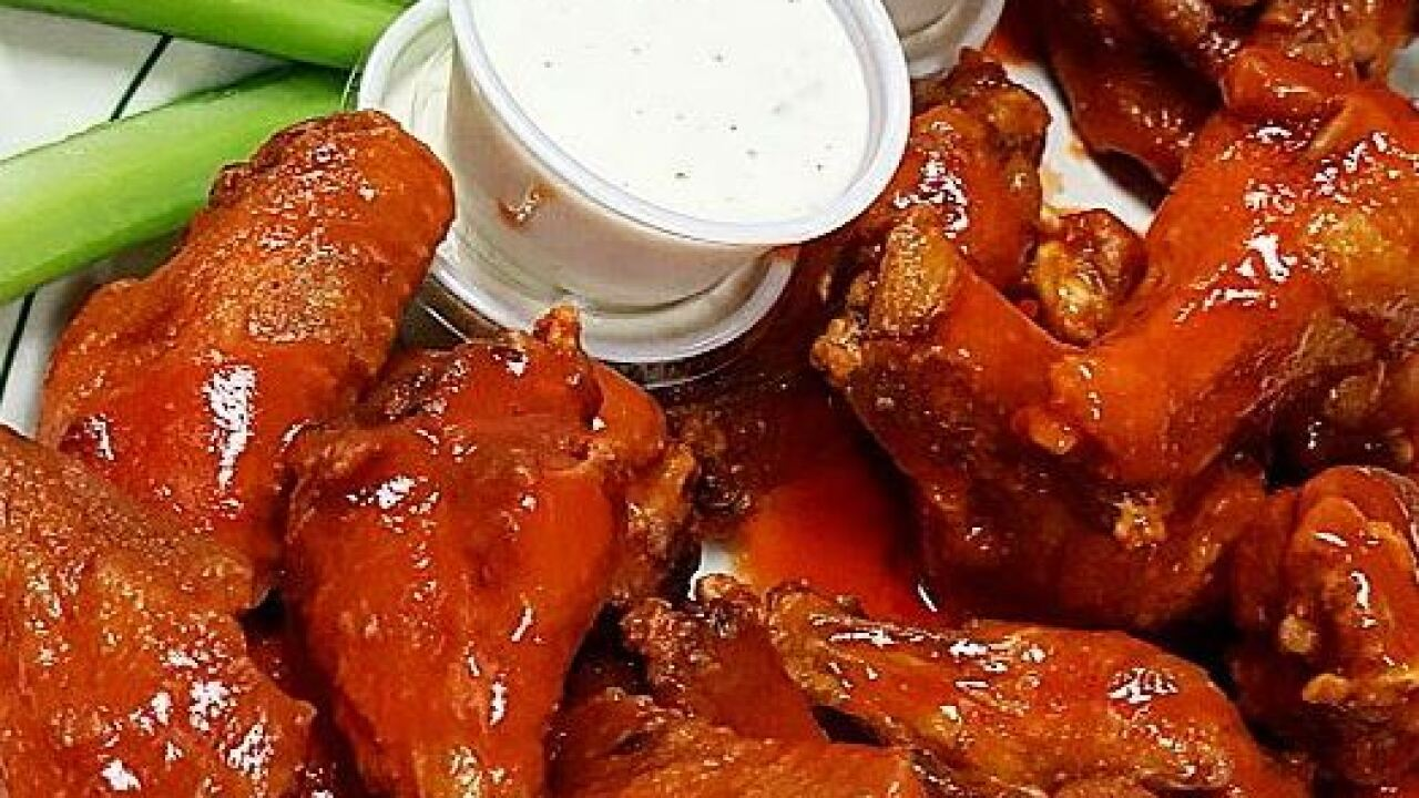 The Wing King of Las Vegas is ranked as one of the best wing restaurants in Las Vegas and named in the Top 20 across the United States my Thrillist.
