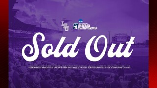 Tickets sell out for LSU – Florida State Super Regional