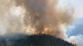 Hay Creek Fire