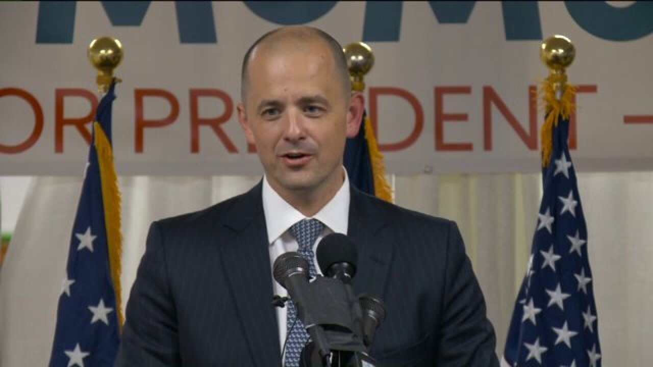 Donald Trump leads in another Utah poll, McMullin second