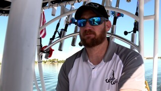 Kevin Klepac, founder of Wounded Waters, speaks to WPTV on Oct. 20, 2021.jpg