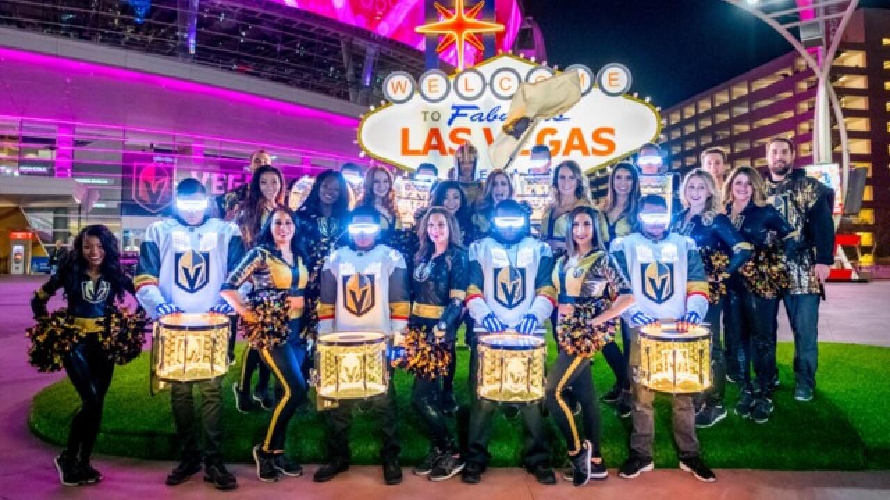 Las Vegas kicks off Ultimate Sports Weekend