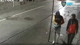 Two men accused of rape in Brooklyn