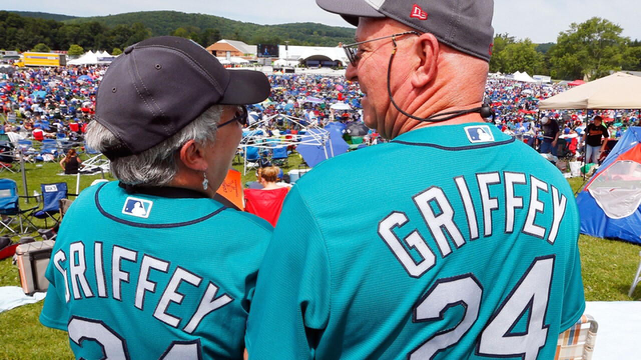 Erardi: Ken Griffey Jr. means a lot to many people