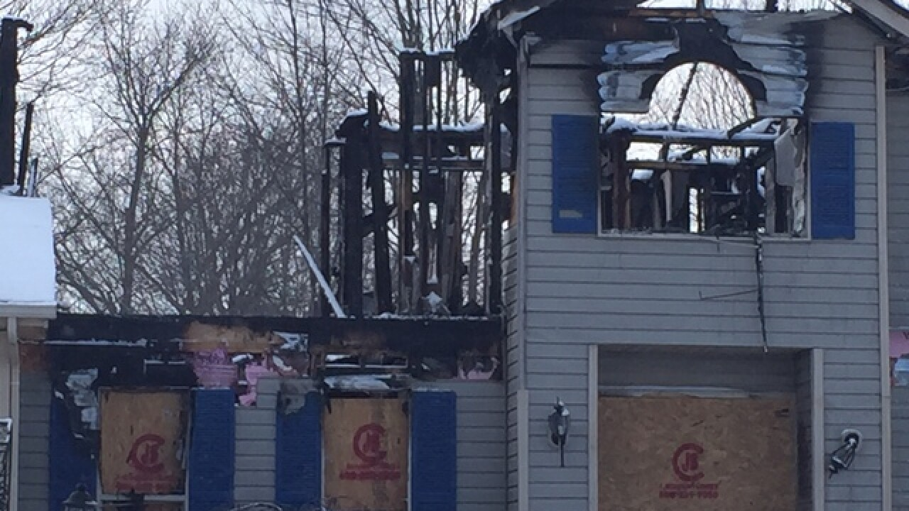 Home explosion thought to be a murder-suicide
