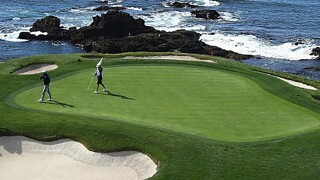 Dundalk junior golfer earns spot in Pebble Beach PGA Tournament