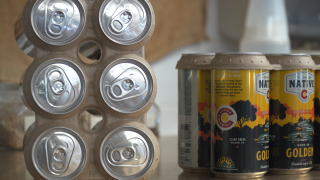 MillerCoors works to develop biodegradable rings for cans to replace plastic