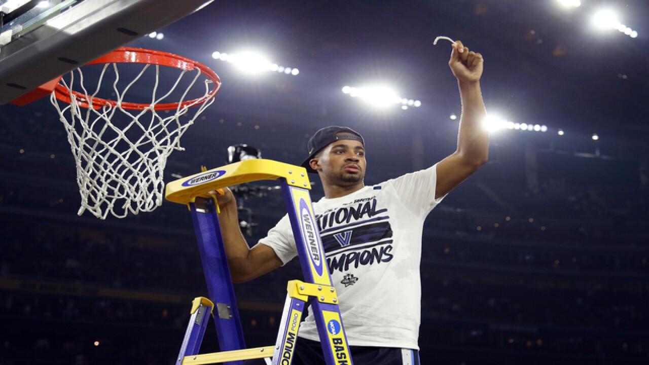 PHOTOS: Villanova wins in NCAA final