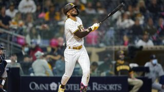 Mariners Padres Baseball fernando tatis jr