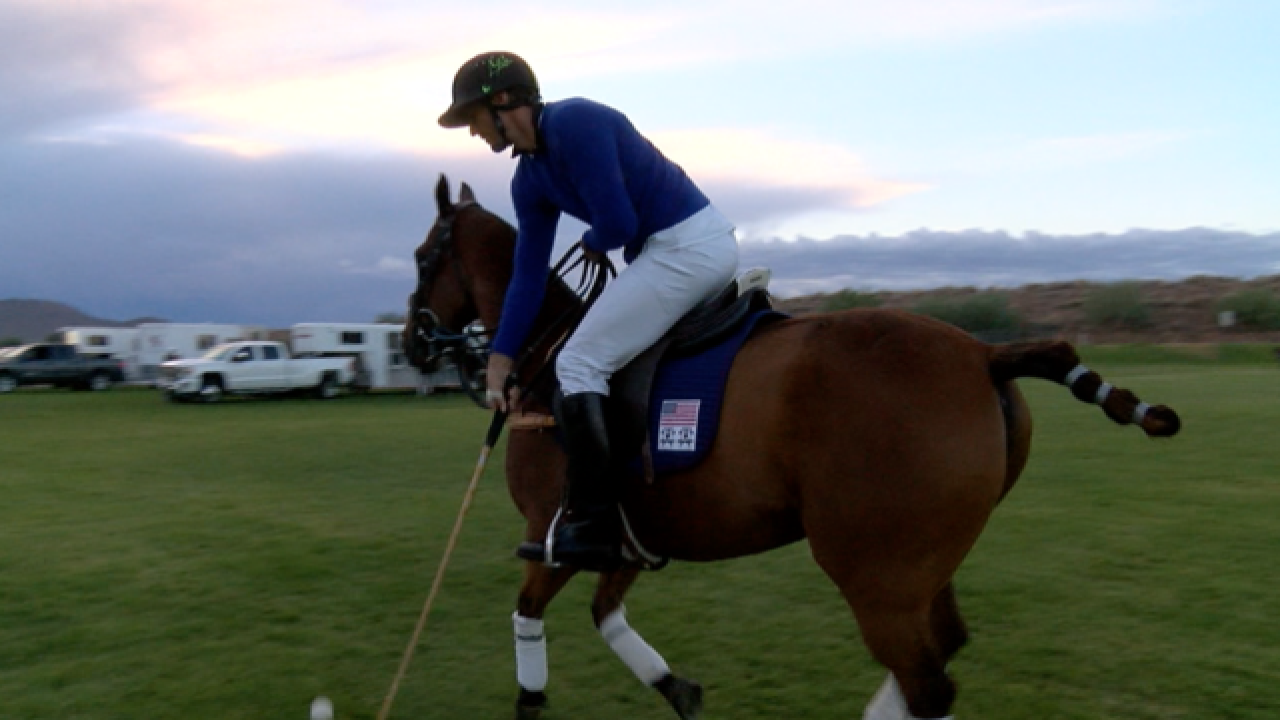 Meet Nic Roldan: USA's #1 Polo Player!
