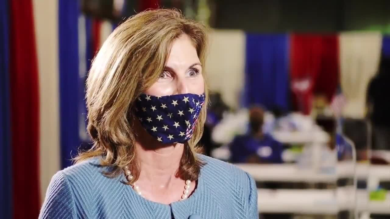 Wendy Sartory Link on expenses for Palm Beach County Supervisor of Elections
