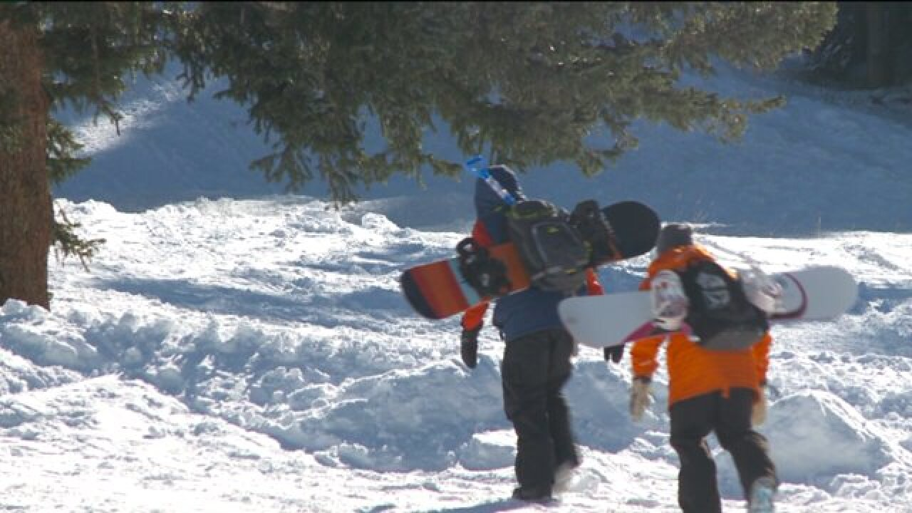 Resorts begin to open as ski seasonarrives