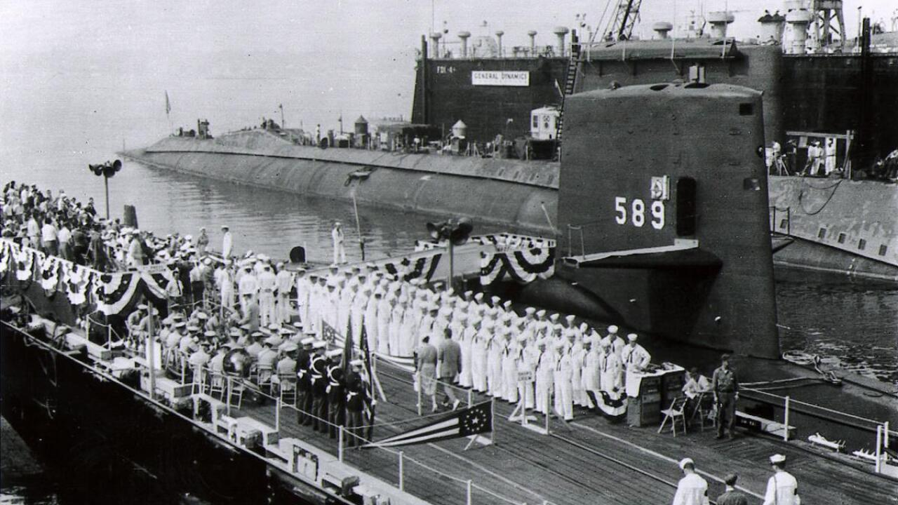 USS Scorpion disaster that killed 99 sailors remains maritimemystery