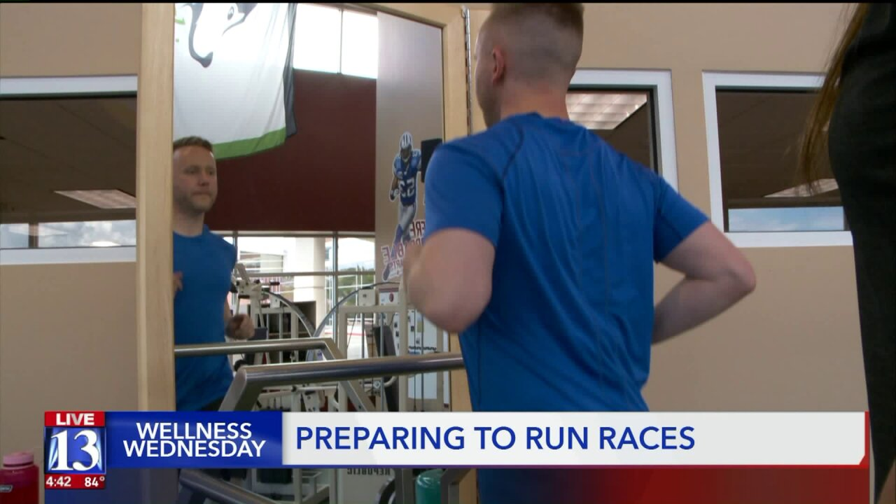 Wellness Wednesday: Preparing for your next big race