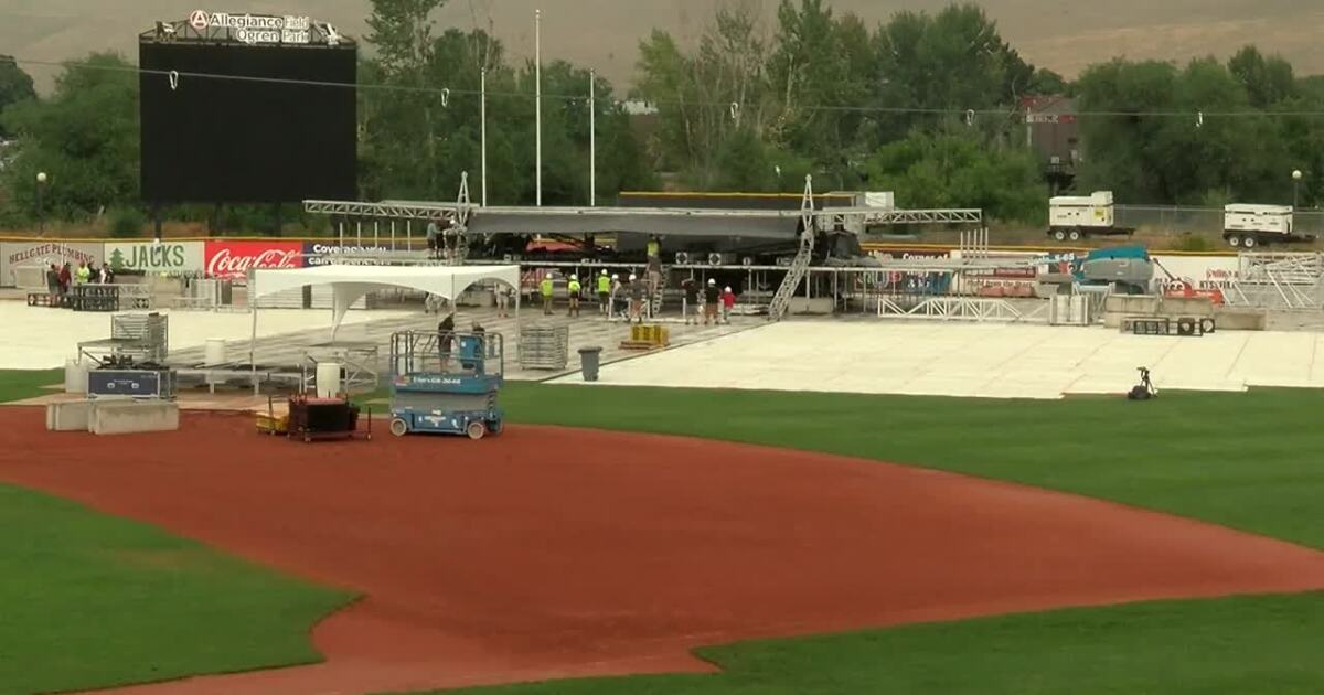 Mumford and Sons concert a first for Missoula stadium