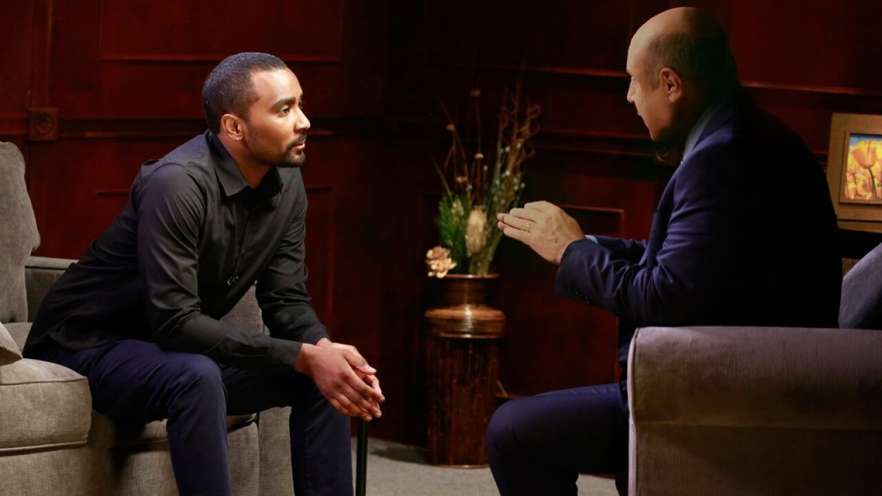 Nick Gordon talks to Dr. Phil about the night Whitney Houston's daughter was found unconscious