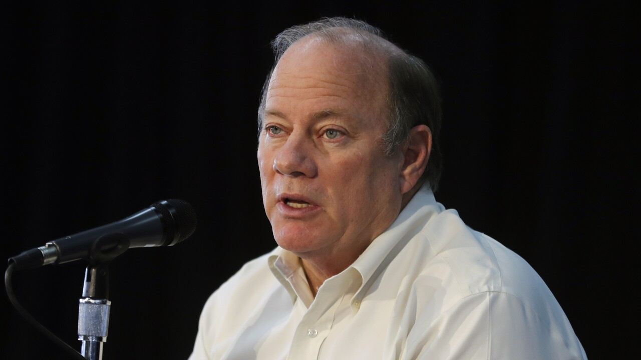 Detroit Mayor Mike Duggan 2020 coronavirus