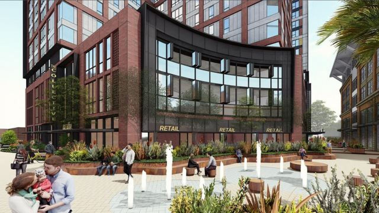 Hotel, apartments to open near UA in 2020