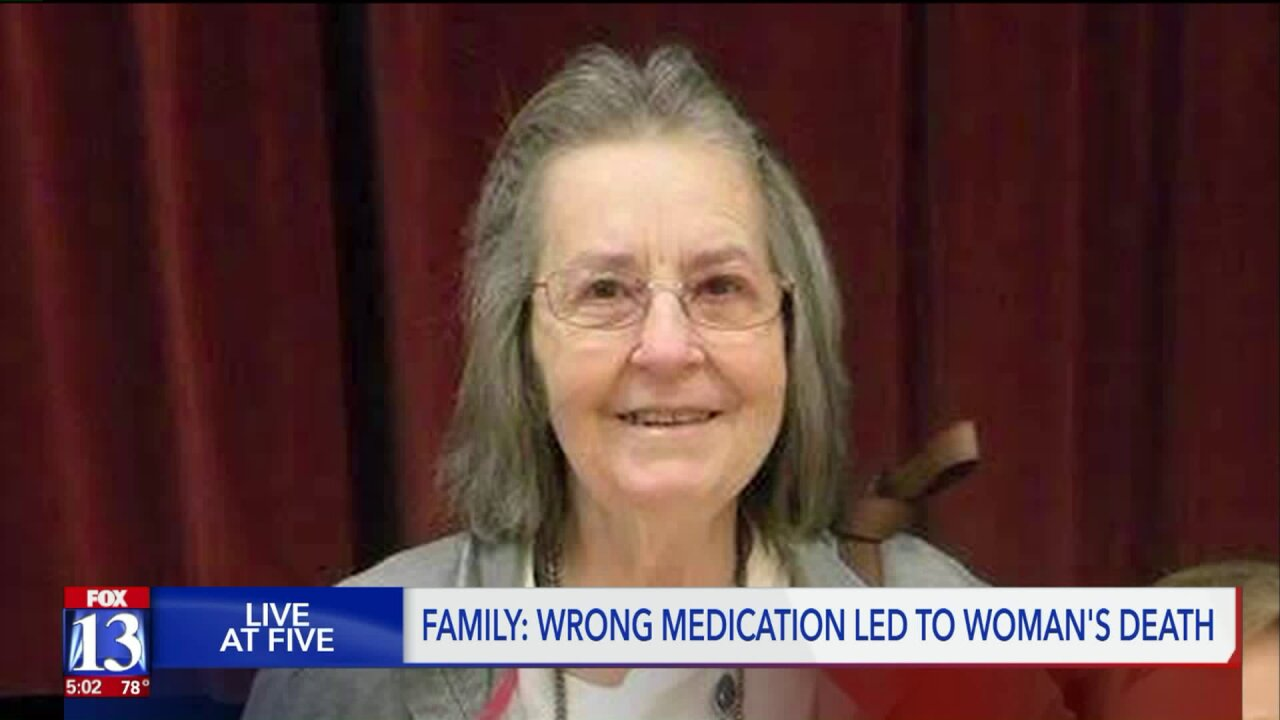 Family files lawsuit after woman allegedly received wrong medication, causing herdeath