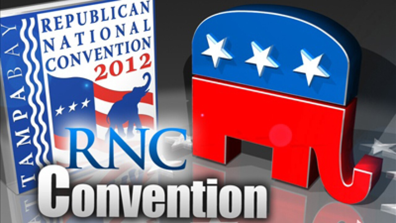 Live Video: 2012 Republican National Convention