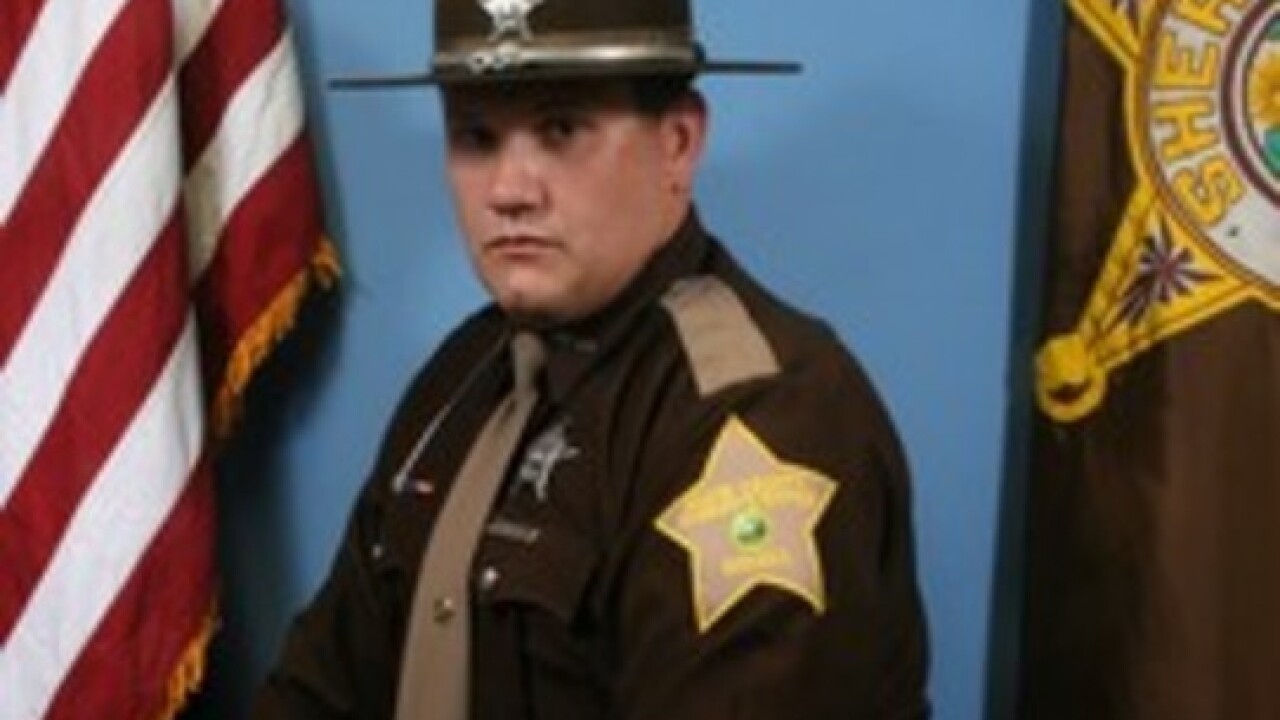 Deputy shot during pursuit will not survive