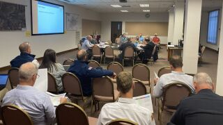 Great Falls City Commission meeting (August 2021)