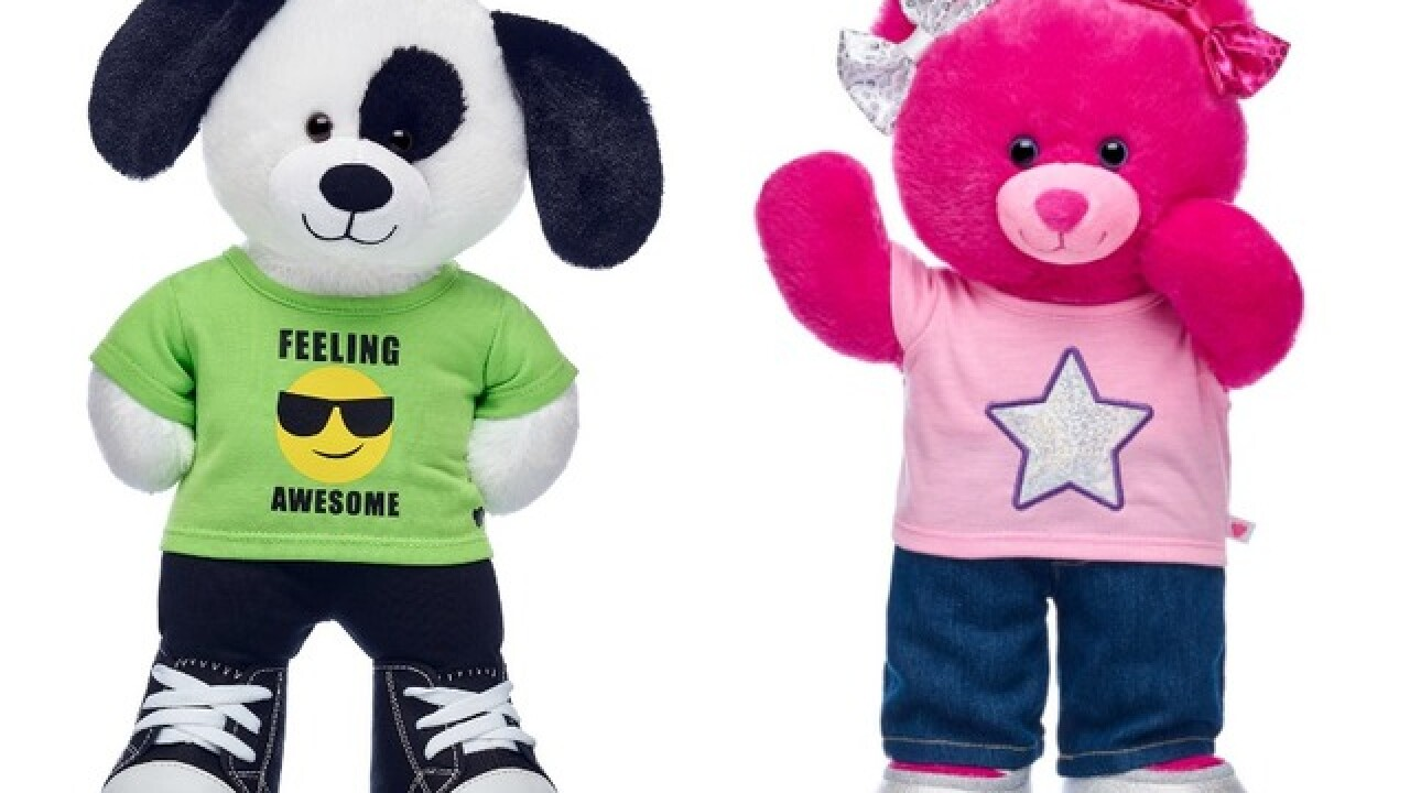 Build-A-Bear Workshop opens store inside Phoenix Walmart