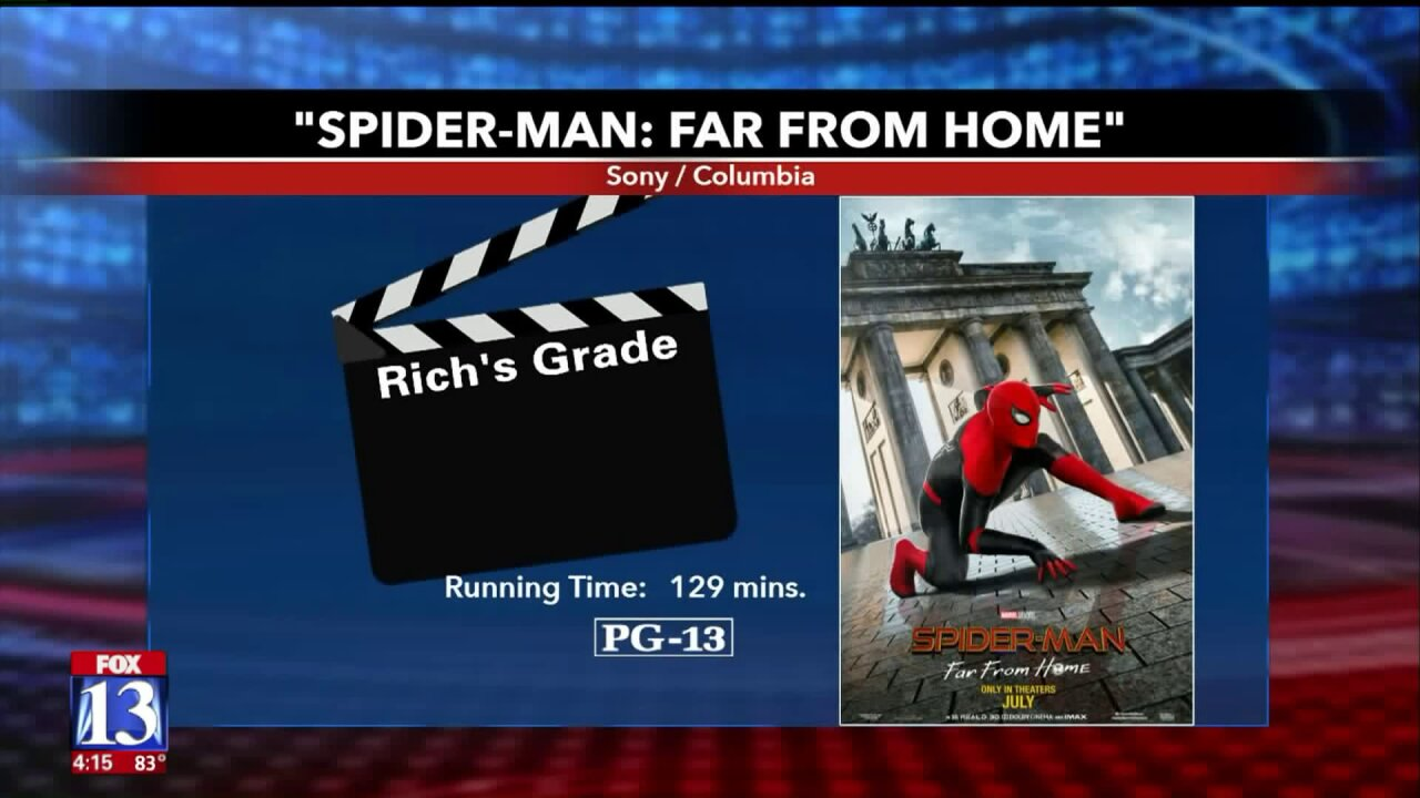 Rich Bonaduce reviews: 'Spider-Man: Far From Home'