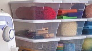 Target has storage bins on sale for as little as 90 cents