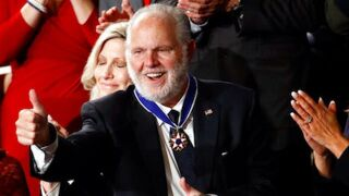 President Trump awarded Limbaugh the Medal of Freedom on February 4, 2020