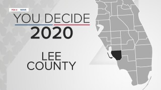 Lee County Sample Ballot