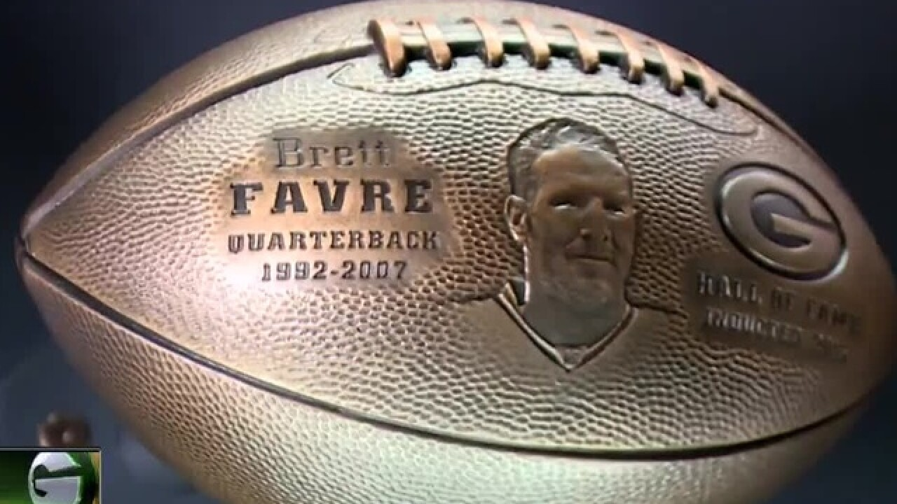 Packers 100: Brett Favre