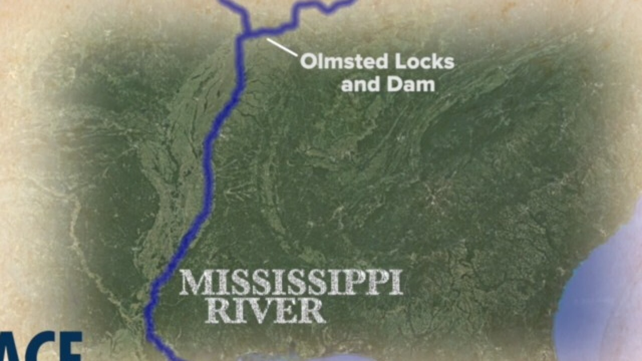 30 years and $3 billion later, Olmsted Locks and Dam on Ohio River to open