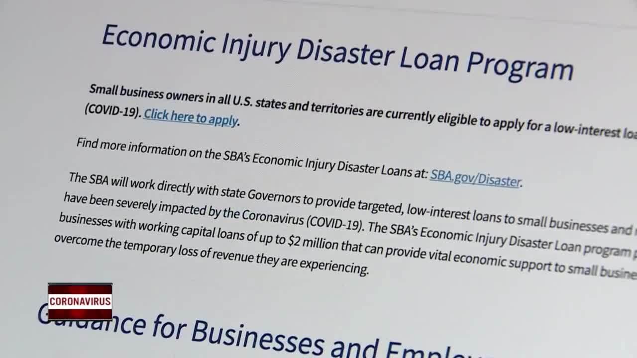 disaster loan