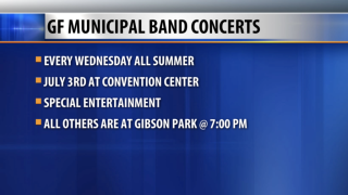 Community Connection: Great Falls Municipal Band Concerts