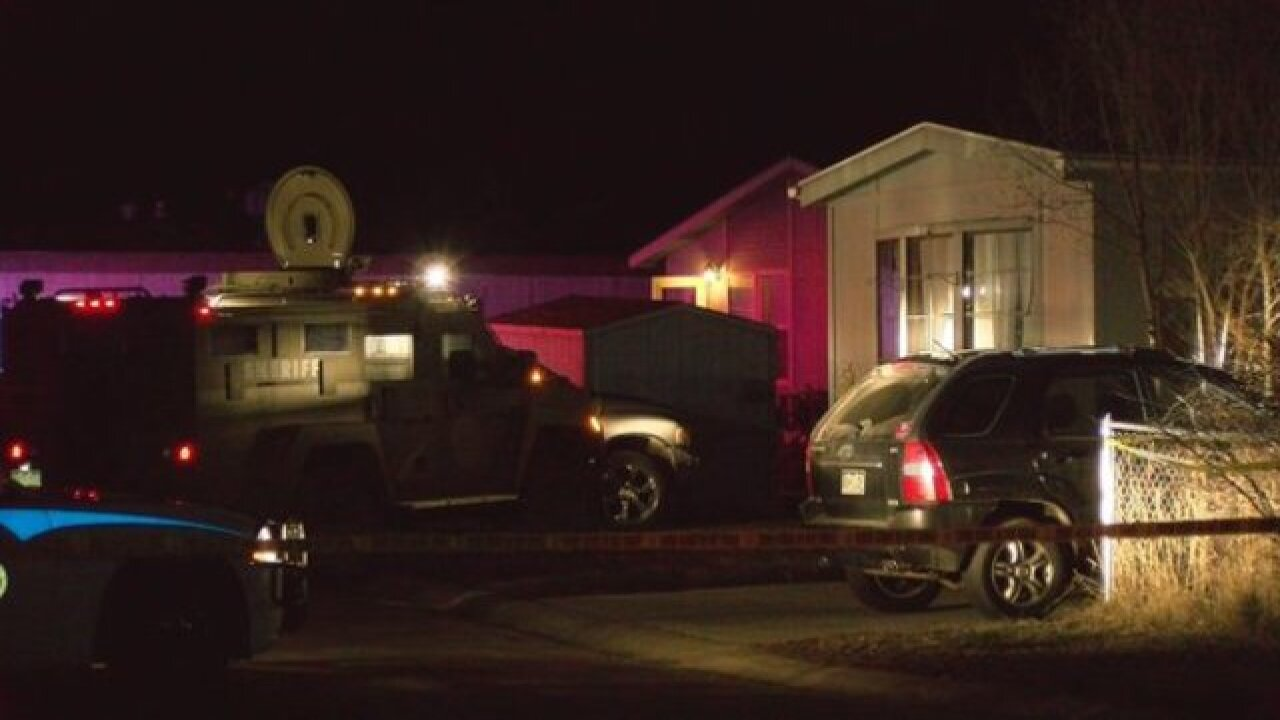 Man shot and killed by Larimer SWAT identified