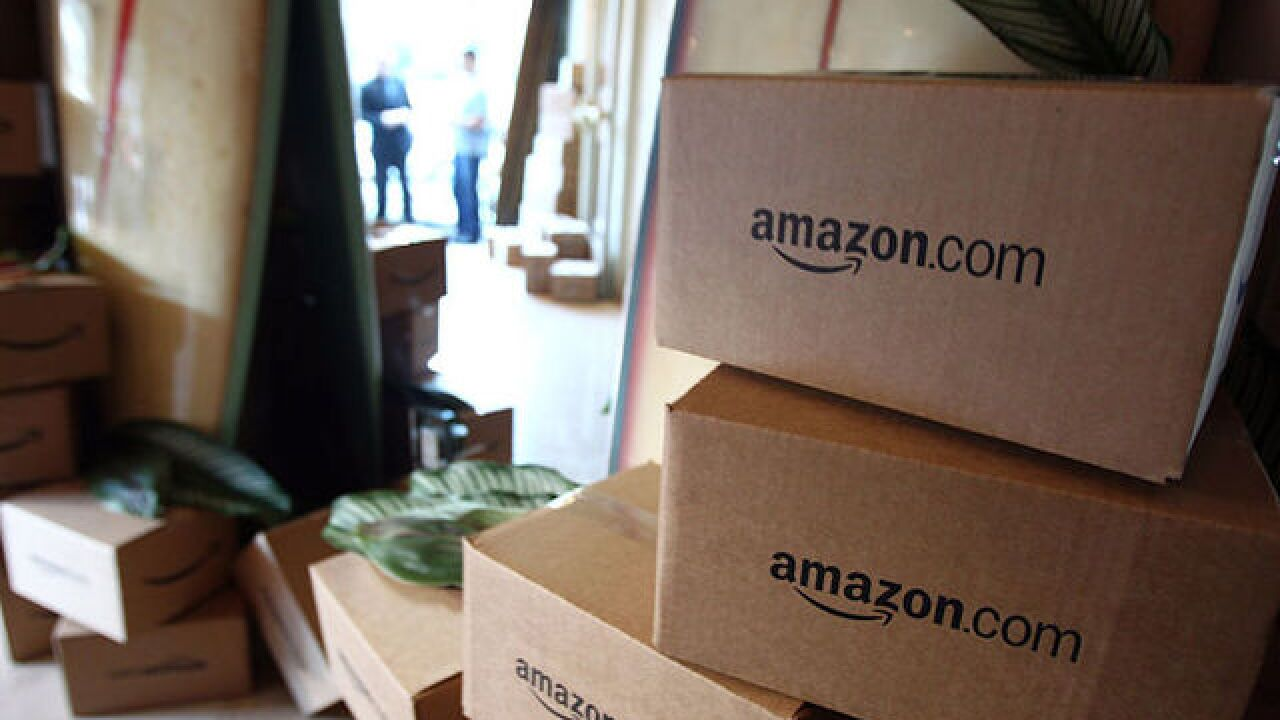 Amazon becomes second $1 trillion company in U.S.