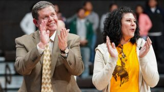 Former Missoula Sentinel, Wyoming star Liv Roberts reflects on coach Joe Legerski's career