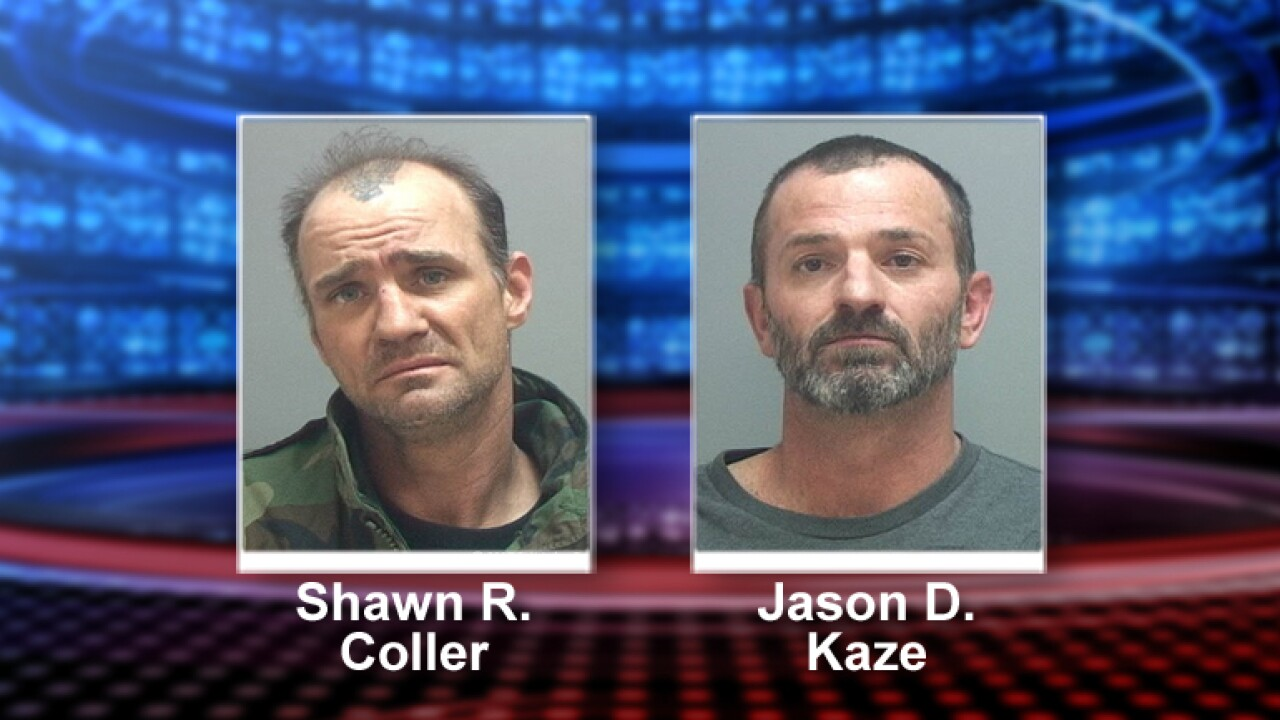 Driver, passenger arrested after hit-and-run with cyclist in SaltLake