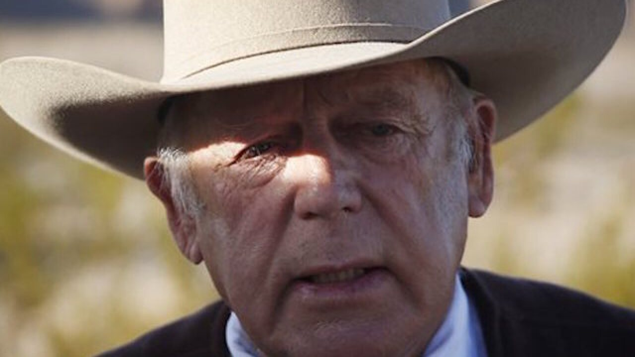 No bail for Cliven Bundy