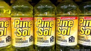 EPA approves Pine-Sol as cleaning product you can use to kill coronavirus on surfaces