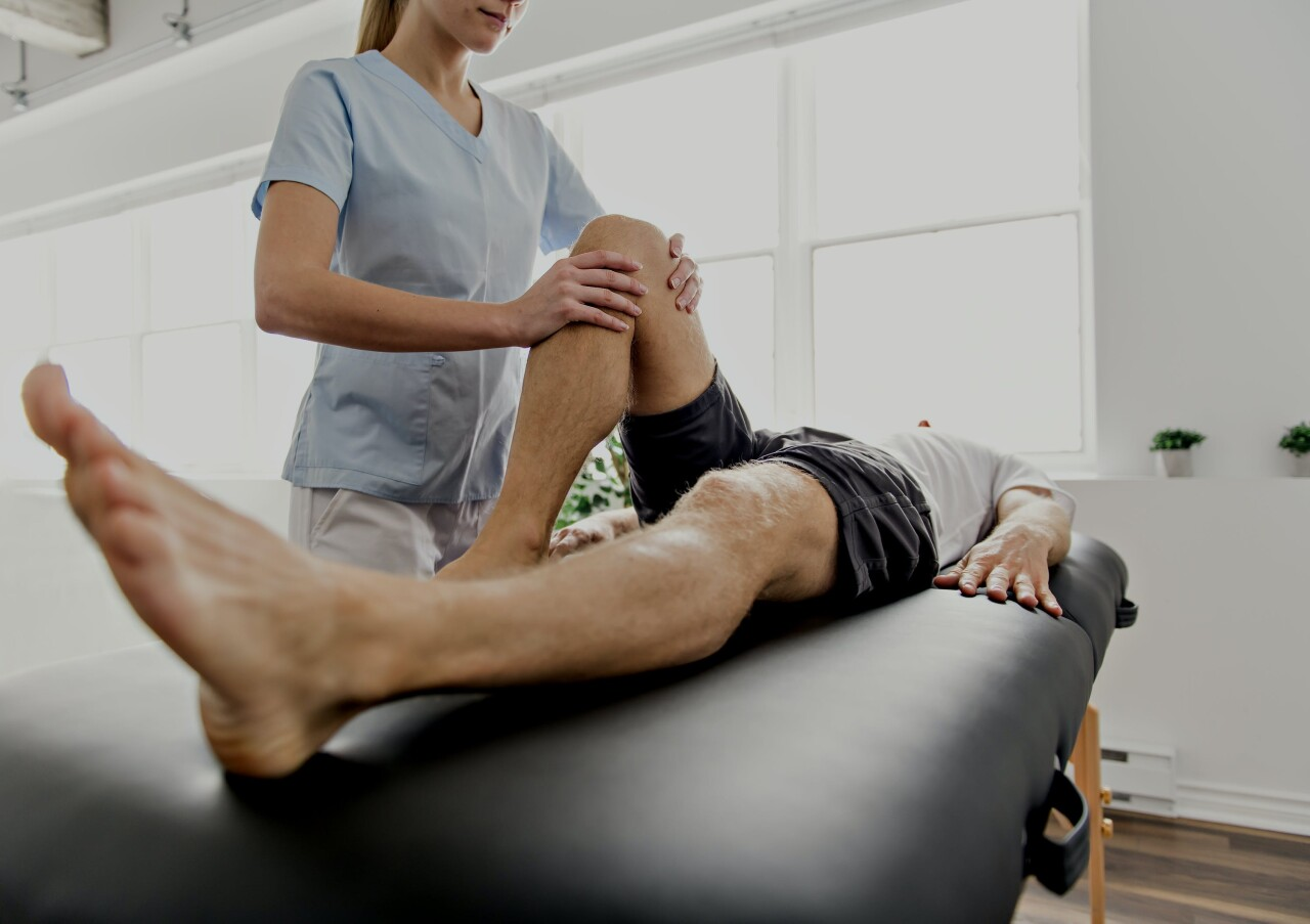 Physical therapy - Colorado Springs Center for Orthopaedic Excellence
