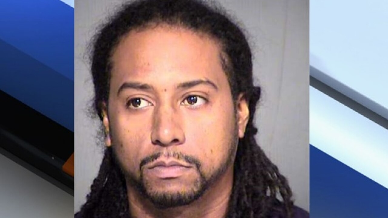 Chandler PD: Man jumps out of window to escape girlfriend's jealous ex