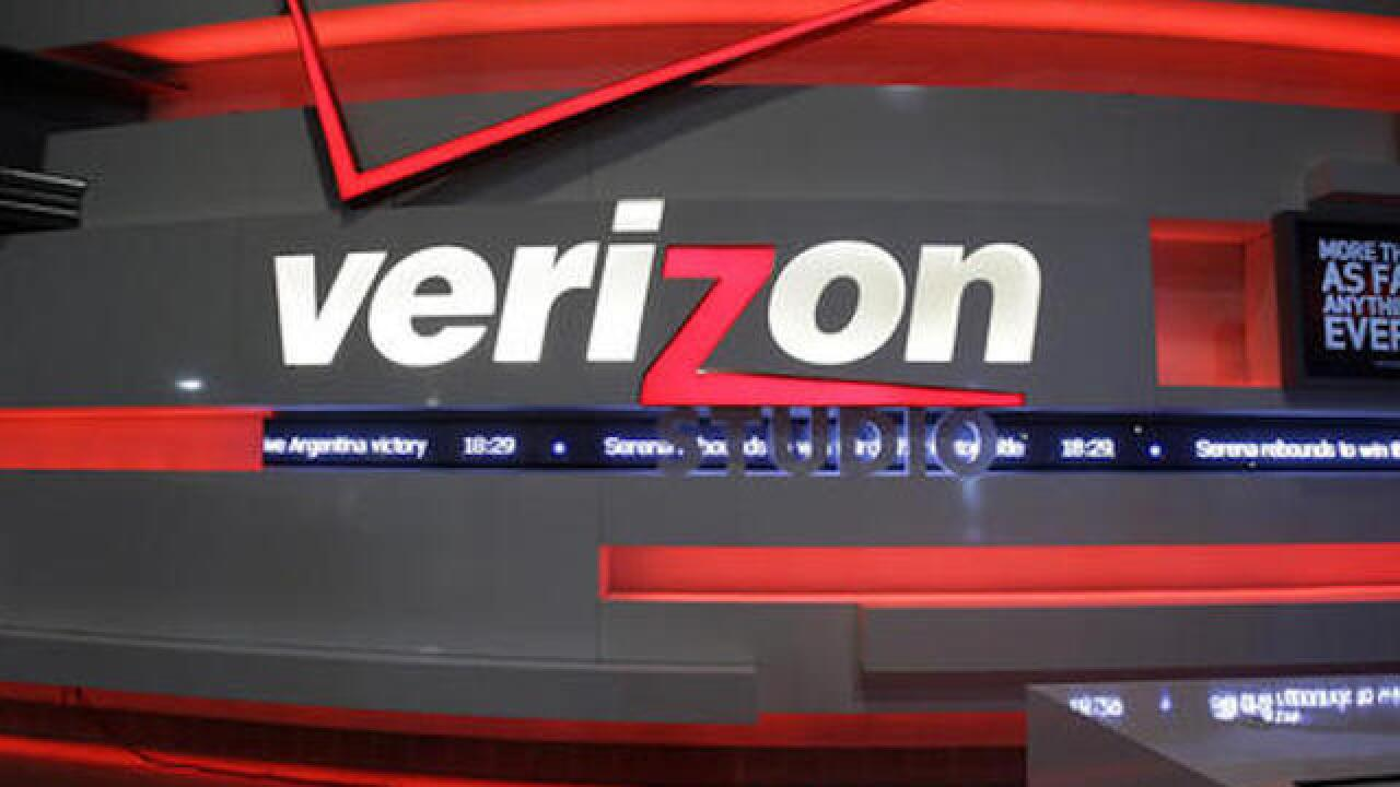 Verizon to take $4.6 billion writedown on media unit that includes AOL and Yahoo