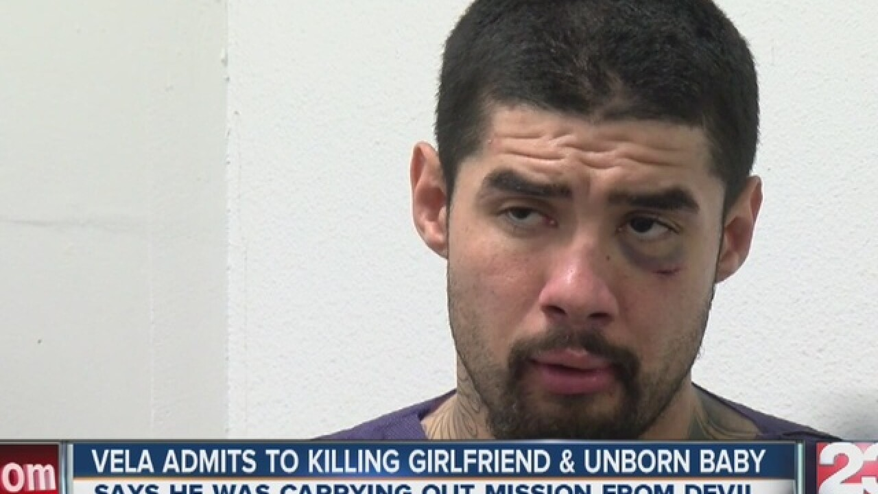 Man suspected of killing woman, unborn baby found dead in jail