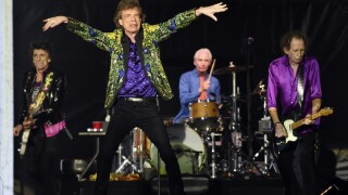 Rolling Stones returning to North America for 15-city tour